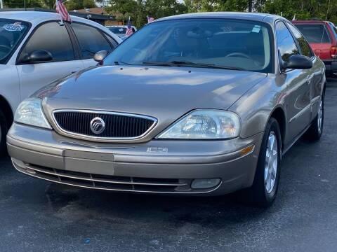 2003 Mercury Sable for sale at KD's Auto Sales in Pompano Beach FL