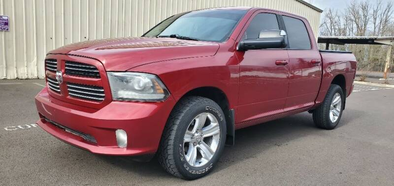 2014 RAM Ram Pickup 1500 for sale at VIking Auto Sales LLC in Salem OR