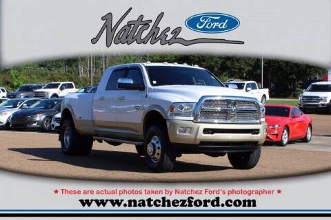 2015 RAM Ram Pickup 3500 for sale at Auto Group South - Natchez Ford Lincoln in Natchez MS