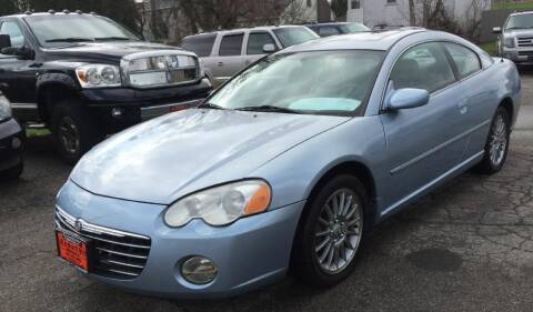 2003 Chrysler Sebring for sale at Knowlton Motors, Inc. in Freeport IL