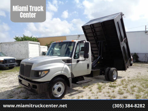 2013 International TerraStar for sale at Miami Truck Center in Hialeah FL