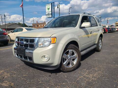 2009 Ford Escape for sale at Rite Track Auto Sales in Detroit MI
