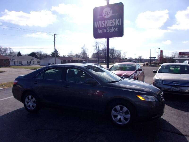 2007 Toyota Camry for sale at Wisneski Auto Sales, Inc. in Green Bay WI