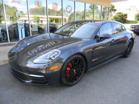 2017 Porsche Panamera for sale at Platinum Motorcars in Warrenton VA