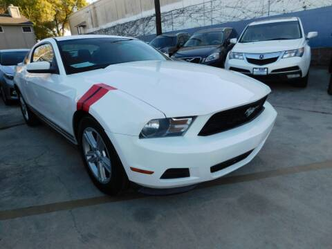 2012 Ford Mustang for sale at AMD AUTO in San Antonio TX