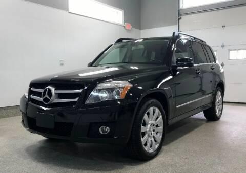 2012 Mercedes-Benz GLK for sale at B Town Motors in Belchertown MA