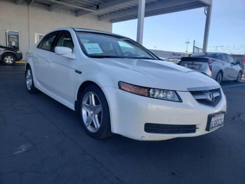 2006 Acura TL for sale at Express Auto Sales in Sacramento CA