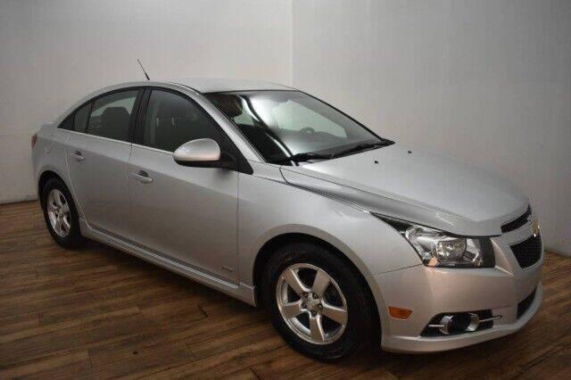 2012 Chevrolet Cruze for sale at Paris Motors Inc in Grand Rapids MI