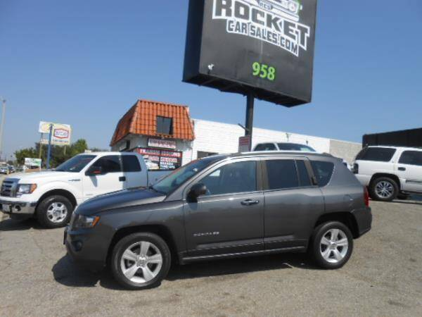 2016 Jeep Compass for sale at Rocket Car sales in Covina CA