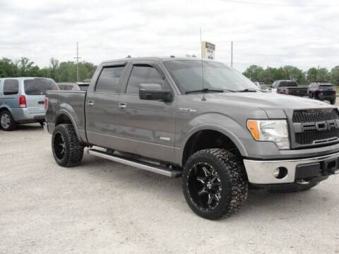 2012 Ford F-150 for sale at Frieling Auto Sales in Manhattan KS