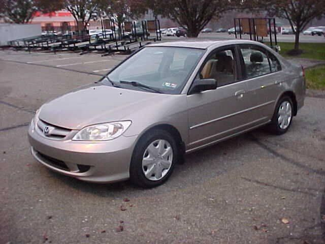 2005 Honda Civic LX Special Edition 4dr Sedan - Pittsburgh PA