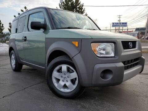 2004 Honda Element for sale at Dan Paroby Auto Sales in Scranton PA