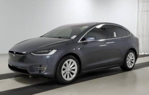 2017 Tesla Model X for sale at CHECK  AUTO INC. in Tampa FL