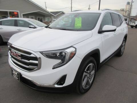 2020 GMC Terrain for sale at Dam Auto Sales in Sioux City IA