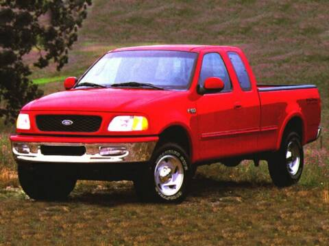 1999 Ford F-150 for sale at Hi-Lo Auto Sales in Frederick MD