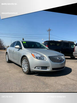 2011 Buick Regal for sale at Quality Auto City Inc. in Laramie WY