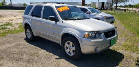 2005 Ford Escape for sale at Max Motors in Corpus Christi TX