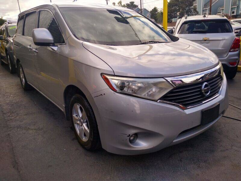 2011 Nissan Quest for sale in Las Vegas, NV