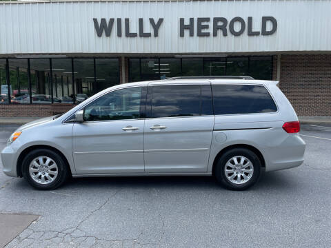2008 Honda Odyssey for sale at Willy Herold Automotive in Columbus GA