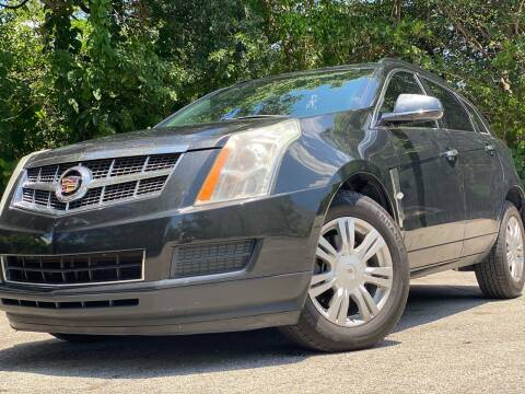 2012 Cadillac SRX for sale at HIGH PERFORMANCE MOTORS in Hollywood FL