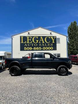 2010 Dodge Ram Pickup 3500 for sale at Legacy Auto Sales in Toppenish WA