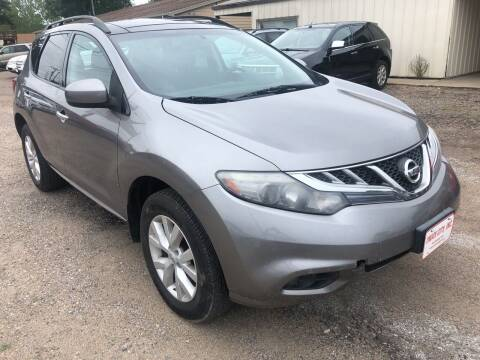 2011 Nissan Murano for sale at Truck City Inc in Des Moines IA
