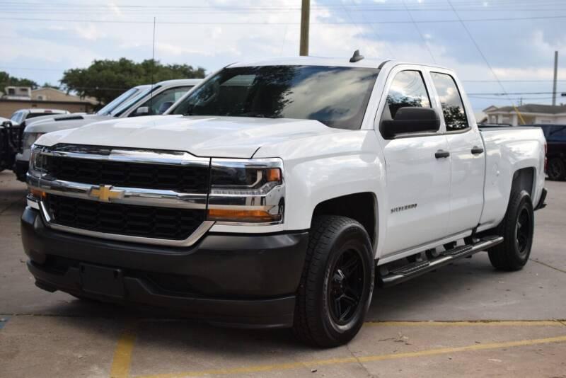 2017 Chevrolet Silverado 1500 for sale at Capital City Trucks LLC in Round Rock TX