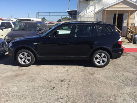 2007 BMW X3 for sale at Second 2 None Auto Center in Naples FL