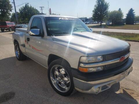 2002 Chevrolet Silverado 1500 for sale at AMAZING AUTO SALES in Marengo IL