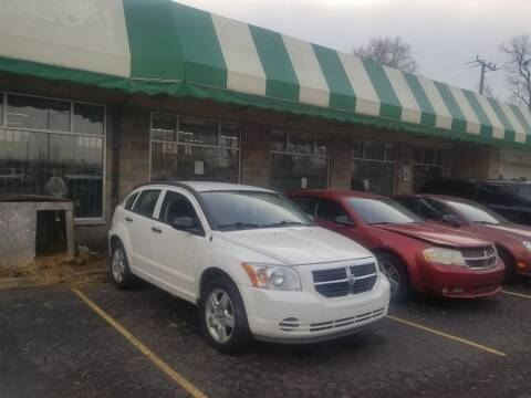 2008 Dodge Caliber for sale at Five Star Auto Center in Detroit MI