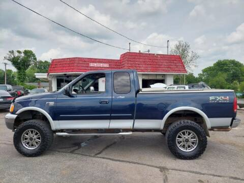 2002 Ford F-150 for sale at Savior Auto in Independence MO