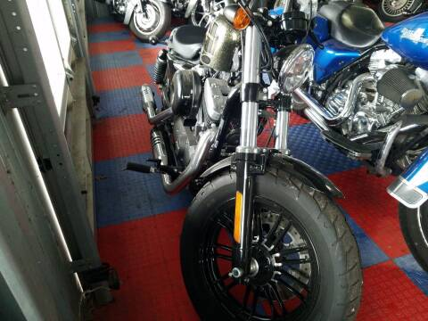 2017 Harley-Davidson Sportster - Xl1200 C for sale at Cruisin' Auto Sales in Madison IN