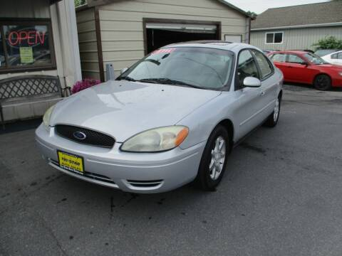 2006 Ford Taurus for sale at TRI-STAR AUTO SALES in Kingston NY