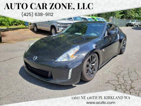 2015 Nissan 370Z for sale at Auto Car Zone, LLC in Kirkland WA