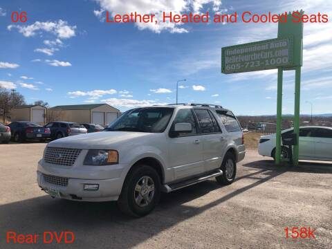 2006 Ford Expedition for sale at Independent Auto in Belle Fourche SD
