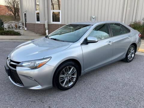 2015 Toyota Camry for sale at AMERICAR INC in Laurel MD