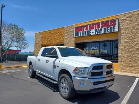 2016 RAM Ram Pickup 3500 for sale at Marys Auto Sales in Phoenix AZ