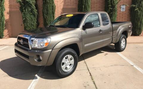 2011 Toyota Tacoma for sale at Freedom  Automotive in Sierra Vista AZ