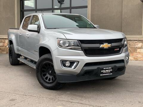 2016 Chevrolet Colorado for sale at Unlimited Auto Sales in Salt Lake City UT
