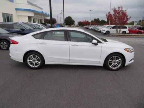 2018 Ford Fusion for sale at DICK BROOKS PRE-OWNED in Lyman SC