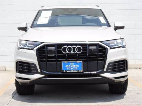 2020 Audi Q7 for sale at Joe Myers Toyota PreOwned in Houston TX