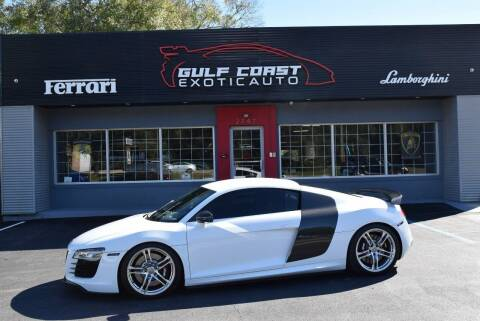 2009 Audi R8 for sale at Gulf Coast Exotic Auto in Biloxi MS