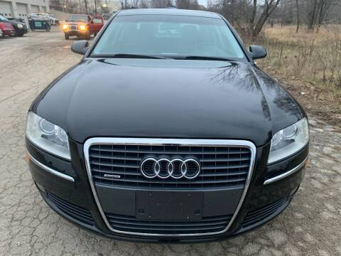 2007 Audi A8 L for sale at Luxury Cars Xchange in Lockport IL