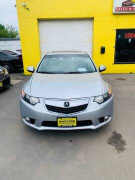 2012 Acura TSX for sale at Hartford Auto Center in Hartford CT