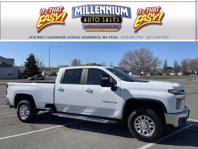 2020 Chevrolet Silverado 3500HD for sale at Millennium Auto Sales in Kennewick WA