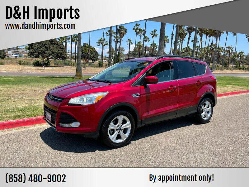 2013 Ford Escape for sale at D&H Imports in San Diego CA