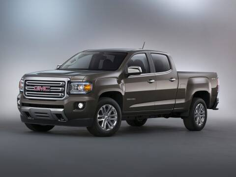 2018 GMC Canyon for sale at CHEVROLET OF SMITHTOWN in Saint James NY