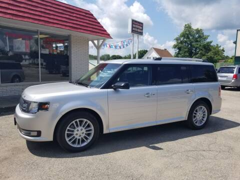 2017 Ford Flex for sale at Baseline Auto Group in Albion IN