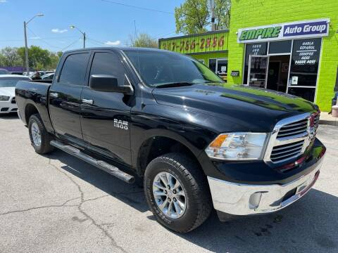 2013 RAM Ram Pickup 1500 for sale at Empire Auto Group in Indianapolis IN