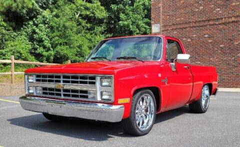 1986 Chevrolet C/K 10 Series for sale at Haggle Me Classics in Hobart IN
